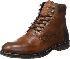 5267d3c96 Bugatti 3.21345e+11, Bottes Classiques Homme: Amazon.fr: Chaussures et Sacs
