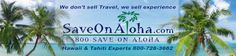 Cathy at Save on Aloha got us about a 25% discount on our honeymoon and a free upgrade to an oceanview room at Ritz Carlton Maui - great travel agency to work with!