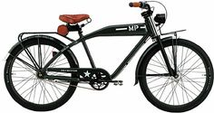 Military style has never looked so cool. The Felt MP Cruiser ($550) is a beast of a bike with features like an aluminum tank frame, wheels b...