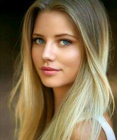 Most Beautiful Faces, Stunning Eyes, Gorgeous Women, Cute Beauty, Beauty Full Girl, Beauty Women, Girl Face, Woman Face, Blonde Beauty