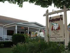 Ice cream parlor door county and ice on pinterest for Fish boil door county