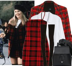 clueless Outfit   ShopLook Cher Clueless Outfit, Clueless Fashion, Fashion Tv, Look Fashion, Dionne Clueless Outfits, Clueless Style, Retro Outfits, Cute Casual Outfits, Stylish Outfits