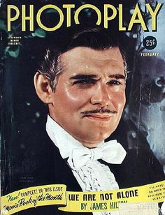 1912 Photoplay is the first magazine for movie fans                                                                                                                                                                                 More