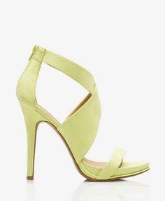 Perfect spring heel