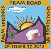Tram Run in Palm Springs...all uphill
