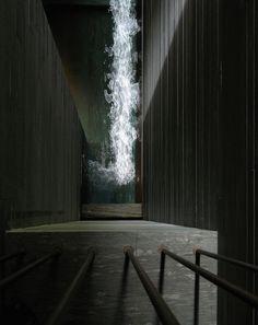 Thermal Baths Vals, Switzerland. Peter Zumthor.