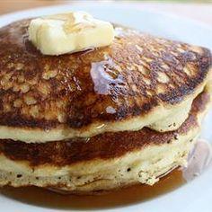 Fluffy Buttermilk Pancakes @ allrecipes.co.uk