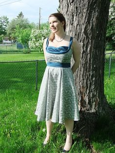 Butterick 5882 by the Sometimes Sewist, via Flickr