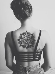 35 Ultra Sexy Back Tattoos for Women If you like this then check out the Home Decor at designsbynn.com