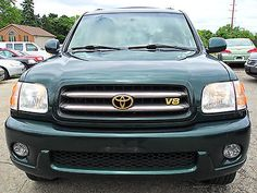 nice 2001 Toyota Sequoia limited 4x4 - For Sale View more at http://shipperscentral.com/wp/product/2001-toyota-sequoia-limited-4x4-for-sale/