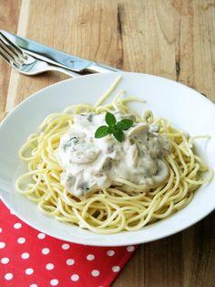 Spaghetti, Food And Drink, Ethnic Recipes, Italia, Mascarpone, Noodle