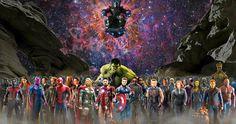 Фото - Мстители: Война бесконечности. Часть 1: 1000x526 / 210.66 Кб