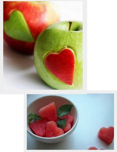 Fresh And Fruity Valentines Day