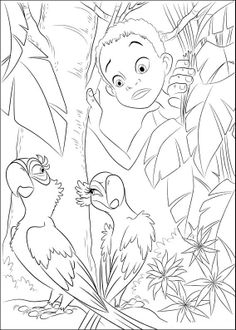 Rio Movie Printable Coloring Pages #05 - http://coloringonweb.com/2014/04/rio-movie-printable-coloring-pages-05-8945/