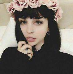 #FelizFinde de flores y piercings