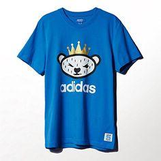 (アディダス オリジナルス) adidas ORIGINALS Men's Nigo Bear Tee ニゴ クマ... https://www.amazon.co.jp/dp/B01GZRZE7U/ref=cm_sw_r_pi_dp_Og3xxbCQACFJ1