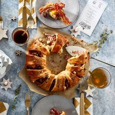 Christmas Food Treats, Xmas Food, Christmas Recipes, Fruit Drinks, Yummy Drinks, Savory Pastry, Dutch Recipes, Happy Foods, Tasty Dishes