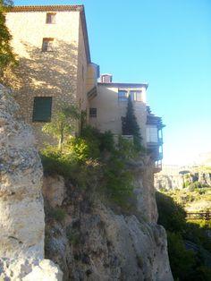 Cuenca - Casas colgantes