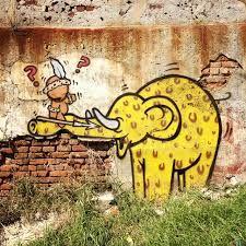 Street Art in SA.
