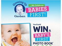 Gerber Babies First Instant Win Game and Sweepstakes