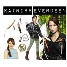 How-to Create a Katniss Everdeen costume!
