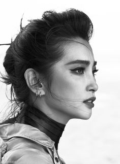 Li Bingbing // Esquire China // July 2013
