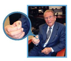 Alfred Mann, founder of Advanced Bionics  #cochlearimplant manufacturer