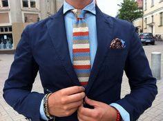 Chambray, knit, cotton