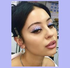 Maddys Makeup in Euphoria May Be the Only Thing More Explosive Than the Season F. Maddys Makeup in Euphoria May Be the Only Thing More Explosive Than the Season Finale Makeup Inspo, Makeup Art, Makeup Inspiration, Beauty Makeup, Makeup Ideas, Makeup Hacks, Makeup Guide, Hair Makeup, Scary Makeup