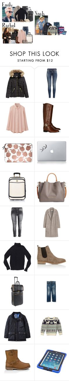 """""""Saturday // Flight to Paris // 12/17/16"""" by graywolf499 ❤ liked on Polyvore featuring Uniqlo, Tory Burch, Casetify, Vinyl Revolution, River Island, Dooney & Bourke, Isabel Marant, Barneys New York, STELLA McCARTNEY and Joules"""