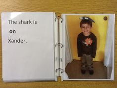 Playfully Learning: Where Is The Shark? A Positional Word Lesson