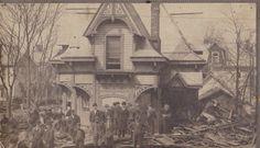 "FCBTC / ""PARKERSBURG FLOOD"" - March 15, 1907- Parkersburg, West Virginia"