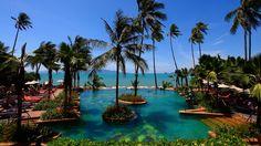 Anantara Bophut Resort & Spa Koh Samui en Koh Samui | Splendia - http://pinterest.com/splendia/
