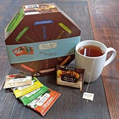 Numi Organic Tea, Tea By Mood Gift Set - Cool Kitchen Gifts