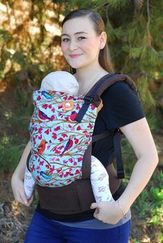 Canvas - Tula Release 'Sweet Songs' Tula Baby Carrier; released 11 February 2015