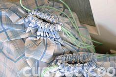 sacchi per il bucato da federe - laundry bags from pillowcases