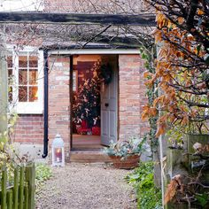 Porch | House tour | PHOTO GALLERY | Country Homes and Interiors | Housetohome.co.uk