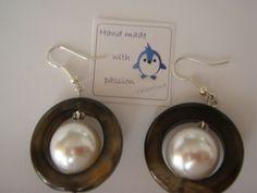 Original perla earings