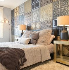 Find bedroom decorating ideas with 50 new pictures that can assist you with home decor. Get great ideas for bedroom dressers, different sizes of beds, headboards, lamps, nightstands and bedding. Whether you are searching for master bedroom ideas or for a small guest bedroom, we have 50 ideas for you to get inspiration. SHOP BEDROOM … … Continue reading →