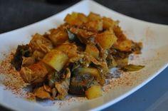 Kohl-Kartoffel-Topf