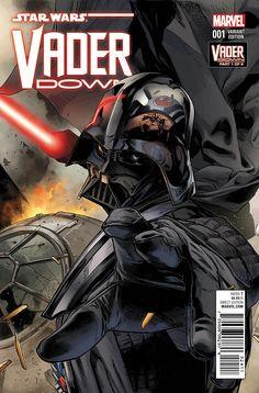 Star Wars: Vader Down #001 (Marvel Comics)