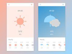 Weather App by Masaaki Morishita