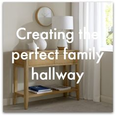 Creating the perfect family hallway - Stressy Mummy