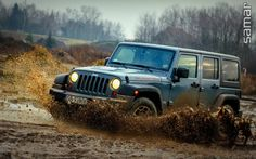 Jeep Wrangler Unlimited w naturalnym środowisku! Jeep Wrangler Unlimited, Cars, Vehicles, Autos, Car, Car, Automobile, Vehicle, Trucks