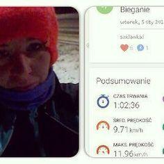 Bardzo Powolny Obieg Miasta  czyt. Bieg na Lodzie  #run #winter #endomondo #kobietynamedal #endorfiny #runersworld #biegambolubie #brooksravenna6 #polishgirl #polskabiega #happy by bryka87