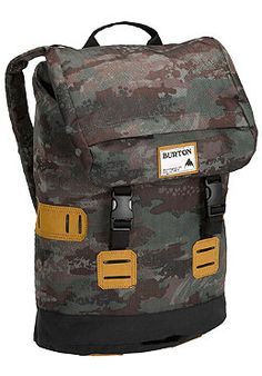 BURTON - Tinder Backpack canvas camo