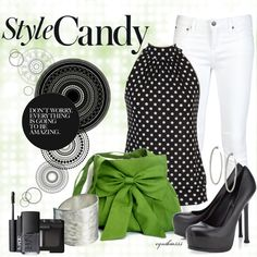 """Style Candy"" by cynthia335 on Polyvore"
