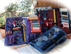New Pattern!  Essentials Sewing Kit Pattern. $8.00, via Etsy.