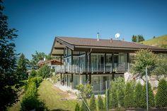 """Sonige Aussichten im """"The View"""". Exklusives und lichtdurchflutetes Haus in Kitzbühle Lage - Bergblick inklusive"""