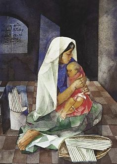 Vicente Silva Manansala (January 1910 - August was a Philippine cubist painter and illustrator. Manansala was born in. Social Realism Art, Filipino Art, Filipino Culture, Philippine Art, Oil Pastel Art, Simple Acrylic Paintings, National Art, Mother And Child, Pictures To Paint